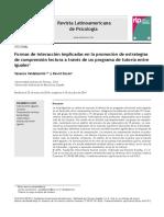 Tutoria entre iguales para mejorar la comprension.pdf