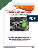 Consertando o Notebook