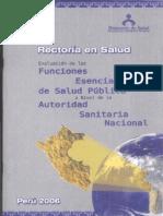 MINSA - Evaluación de las FESP en el 2006.pdf