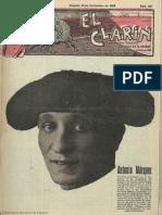 El Clarín (Valencia). 22-9-1928