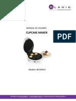 Manual Cupcake Maker Blanik