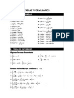 Tablas y Formularios
