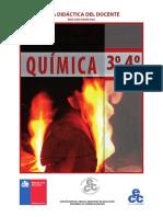 Química 3º y 4º Medio-guía Didáctica Del Docente