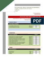 Estruturas - CARGAS TOTAIS - Prof DANILO ABREU - Vs222.xlsx