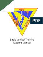 2012 Basic Vertical Manual