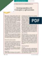 Aromacosmética (I). Concepto y aplicaciones