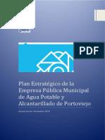 Plan Estrategico Epmapap 2015 Alineado Al Gadm