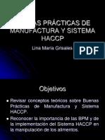 PRESENTACION BUENAS PRACTICAS DE MANUFACTURA BPM