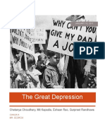 An Economic Analysis of the Great Depression