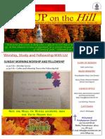 Newsletter September 2017
