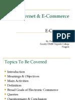E Commerce 1