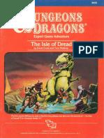 X1 - The Isle of Dread