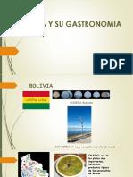 Bolivia y Su Gastronomia