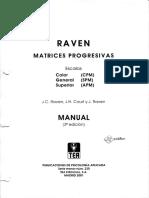 Manual Completo Del Test de Raven