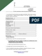 Formulario Muestra Oficial Nematologico