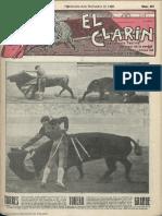 El Clarín (Valencia). 3-11-1928