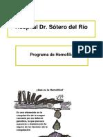 presentacion hemofilia