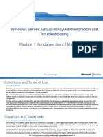 GPAT12 Module 1 Fundamentals of Management
