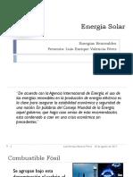 Energía Solar Ver.2.1