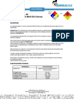 Ficha Técnica - Peroxicol 80