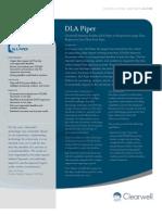 A Case Study - DLA Piper