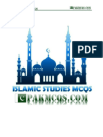 Download Islamic Studies Mcqs in PDF PakMcqs.com