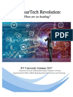 The InsurTech Revolution