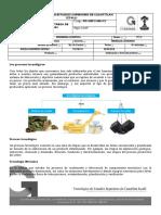 Procesos de materiales