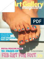 Nail Art Gallery Magazine - July 2016 Vk Com Stopthepress