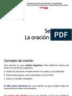 Sesión1_La_oración Simple y Clasificación