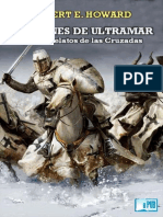 Robert E. Howard - Halcones de Ultramar y Otros Relatos de Las Cruzadas