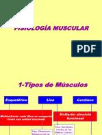 16 - Fisiología Muscular I