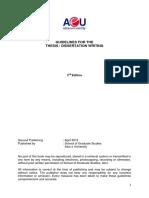 kuhs thesis 2014