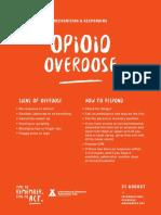 Opioid Overdose Response Help