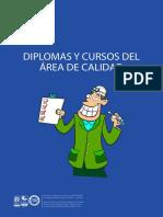 Brochure Informativo -Área Calidad - Nacional