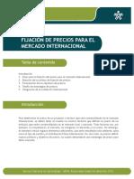 FIJACIÓN DE PRECIOS MERCADO INTERNACIONAL.pdf