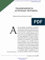 La transparencia en la actividad notarial-Horacio Alvarez.pdf