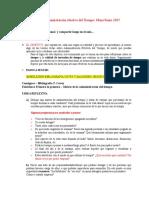 Practico Unidad  -Administracion Efectiva Del Tiempo Mayo 2015