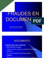 Métodos de Falsificación de Firmas
