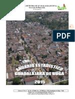 Anuario Estadistico de Buga 2015