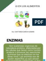Enzimas-En-los-Alimentos - Dra. Flor t. Garcia h.