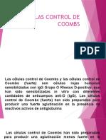 Celulas Control de Coombs