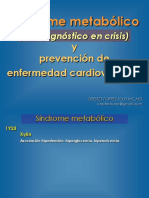 Sindrome Metabolico 08 2015
