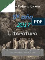 Cuadernillo Literatura 5º-1 Dickens 2017