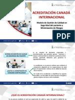 Acreditacion Canada Internacional