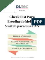Checklist Escolha Switch