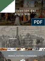 Civilizacion Del Siglo Xix