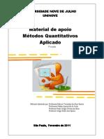 Apost Metodos Quantitativos Aplicado 2011 Minha