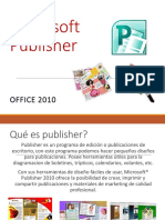 Todo Sobre Publisher