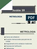 Sesion 10 METROLOGIA